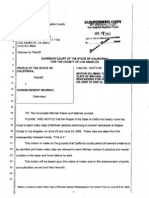 Motion in Limine to Admit Video Clips of Michael Jackson Rehearsing for His Concert Tour on June 23 and 24, 2009
