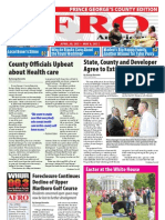 Prince George's County Afro-American Newspaper, April 30, 2011