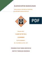 Sistem Kelengkapan Bangunan Paper
