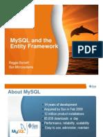MySQL Entity Framework