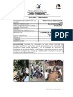 Programa de Desarrollo Endògeno