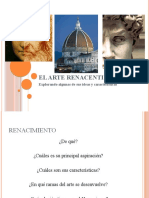 El Arte Renacentista