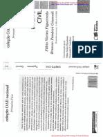 Fábio Vieria Figueiredo & Brunno Pandori Giancoli - Direito Civil - Coleção OAB Nacional - Primeira Fase, Vol. 1 (2009)