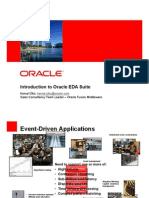 Introduction to Oracle Complex Event Processing