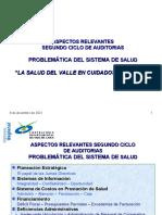 Salud Valle del Cauca en Cuidados Intensivos