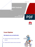 Introduction to WiMAX Handovers 20070521 a 1_0