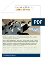 C8.2 McKinsey - How Business Are Using Web 2.0
