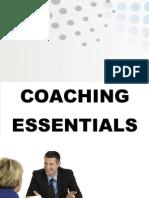 Coaching Essentials