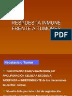 Inmunidad y Tumores