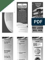 Tech Dems Labor Handout
