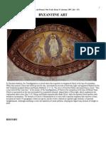 Byzantine Art, APAP