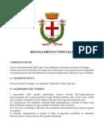 Regolamento Lega Calcio Milanese