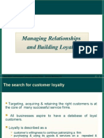 Session 12 - Managing Relationships & Building Loyalty