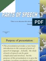 15317 a Parts of Speech