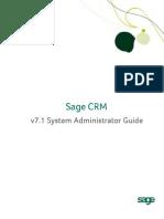SageCRMv7.1SystemAdministratorGuide