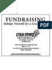 Coldstone fund raiser Flyer