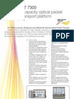 Brochure Datasheet HiT 7300