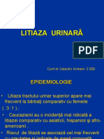 7LITIAZA  URINARA