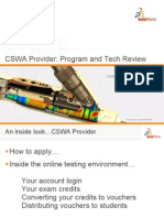 SolidWorks_CSWA Certificate