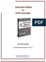 SevenEasyStepstoHTMLSuccess_version09