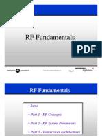 RF Fundamentals