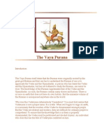 The Vayu Purana