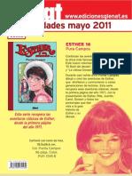 Novedades Glenat Mayo 2011 (Castellano)