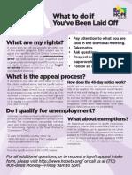 Layoffs Q&A