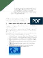 Educación ambiental RESUMEN 2
