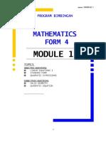 Mozac Math Module