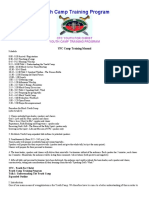 YFC Camp Training Manual