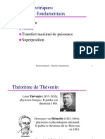 Electrotechnique-Theoremes-fondamentaux