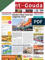 De Krant van Gouda, 28 april 2011