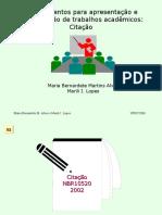 Manual ABNT