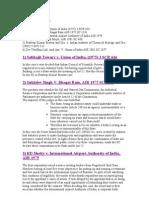 Article 12 Cases Summaries