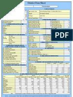 CCpur district data in 2007