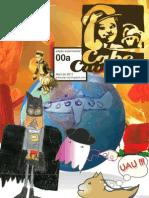 Proposta Fanzine Articentro_Cabe na Cabeça edição 00