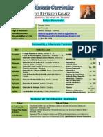 Sintesis Curriculum LFR Colombia 2011