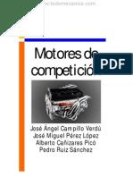 motores de competicion