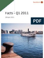 Facts Q1 2011