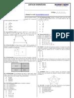 Lista de exercícios_geometria