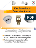 1 1 3 Common Types of Fire Detection Protection Systems