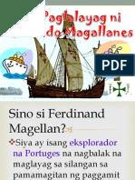 ekspedisyon ni Magellan