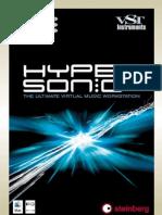Hyper Sonic User Manual