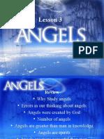 Angels Lesson 3