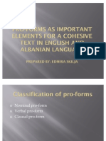 Pro-forms