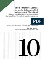 Quebrando o complexo de Gabriela - Uma análise da transexualidade na telenovela As filhas da mãe