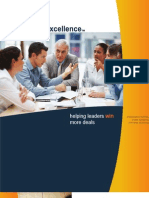 Presentation Excellence Corporate Training Brochure