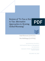 Review Carbon Tax Fliervoet Kubbinga