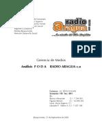 Analisis Foda Radio Aragua